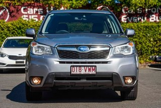 2015 Subaru Forester S4 MY15 2.0D-S CVT AWD Silver 7 Speed Constant Variable Wagon