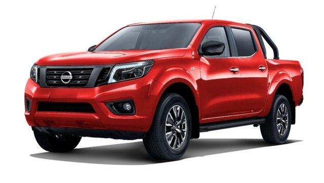 New Nissan Navara D23 S4 MY20 ST, 2020 Nissan Navara D23 S4 MY20 ST Burning Red 7 Speed Sports Automatic Utility