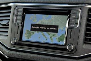 2020 Volkswagen Amarok 2H MY20 TDI580 4MOTION Perm Highline Black Blue 8 Speed Automatic Utility