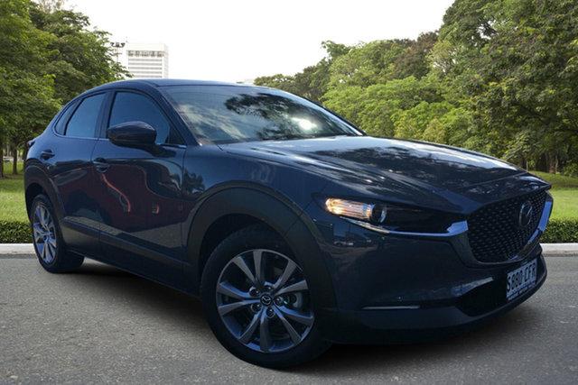 Demo Mazda CX-30 DM2W7A G20 SKYACTIV-Drive Evolve, 2020 Mazda CX-30 DM2W7A G20 SKYACTIV-Drive Evolve Polymetal Grey 6 Speed Sports Automatic Wagon