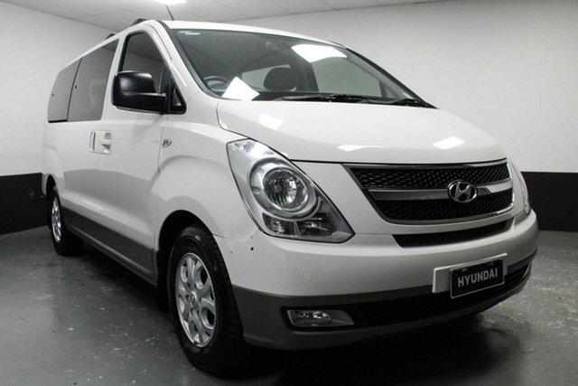 Used Hyundai iMAX TQ-W MY15 , 2015 Hyundai iMAX TQ-W MY15 Cream 5 Speed Automatic Wagon