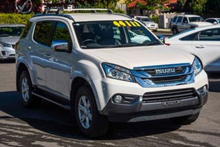 2017 Isuzu MU-X MY16.5 LS-T Rev-Tronic 4x2 White 6 Speed Sports Automatic Wagon.