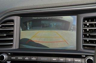 2019 Hyundai Elantra AD.2 MY19 Sport DCT White 7 Speed Sports Automatic Dual Clutch Sedan