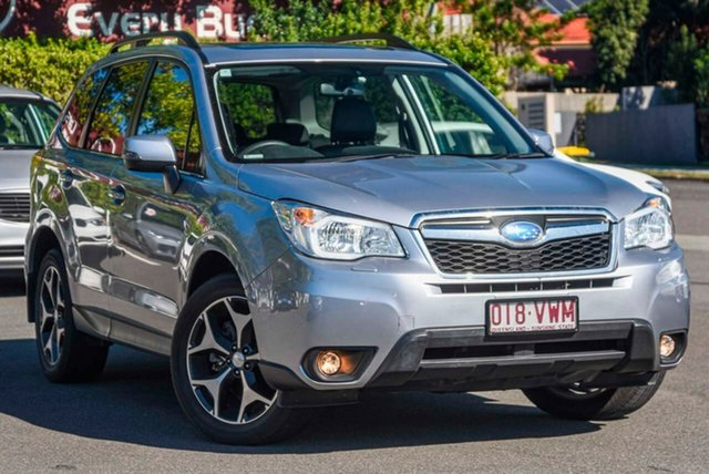 Used Subaru Forester S4 MY15 2.0D-S CVT AWD, 2015 Subaru Forester S4 MY15 2.0D-S CVT AWD Silver 7 Speed Constant Variable Wagon