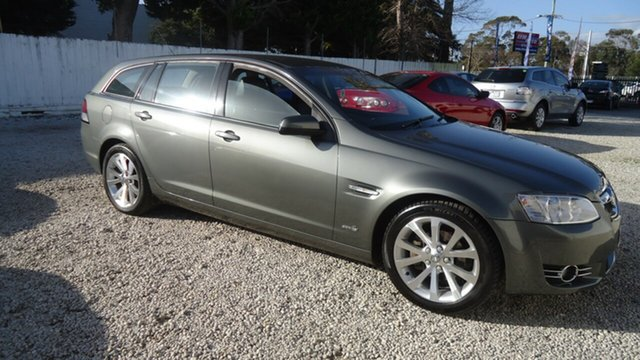 Used Holden Commodore VE II MY12 Equipe Sportwagon Seaford, 2012 Holden Commodore VE II MY12 Equipe Sportwagon Grey 6 Speed Sports Automatic Wagon