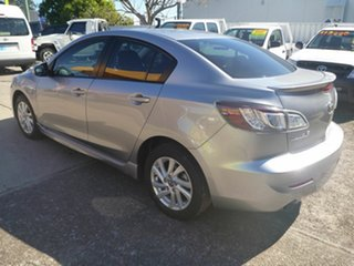 2012 Mazda 3 BL10F2 MY13 Maxx Activematic Sport Silver 5 Speed Sports Automatic Hatchback