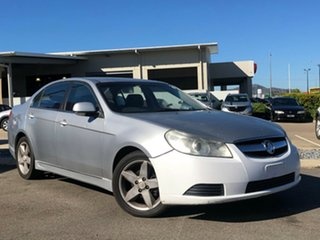 2007 Holden Epica EP CDXi Silver 5 Speed Automatic Sedan.