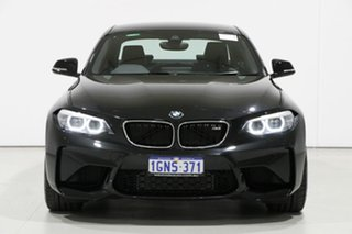 2018 BMW M2 F87 MY18 Pure Black 6 Speed Manual Coupe.
