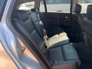 2009 Holden Commodore VE MY09.5 SS V Sportwagon Silver 6 Speed Sports Automatic Wagon
