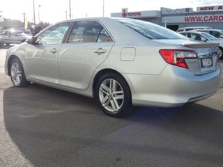2012 Toyota Camry AVV50R Hybrid HL Silver 1 Speed Constant Variable Sedan