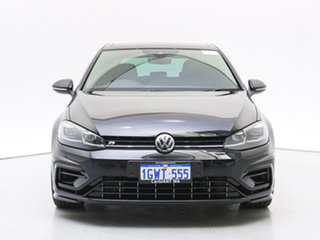 2019 Volkswagen Golf AU MY19 R Special Edition Black 7 Speed Auto Direct Shift Hatchback.
