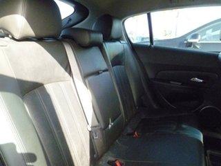 2011 Holden Cruze JH Series II MY11 SRi-V Red 6 Speed Sports Automatic Sedan