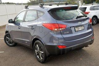 2013 Hyundai ix35 LM3 MY14 SE Blue 6 Speed Sports Automatic Wagon.
