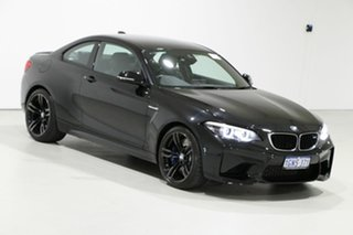 2018 BMW M2 F87 MY18 Pure Black 6 Speed Manual Coupe