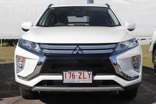 2019 Mitsubishi Eclipse Cross YA MY20 Black Edition (2WD) White 8 Speed Automatic Wagon