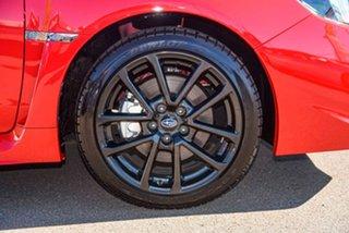 2019 Subaru WRX V1 MY19 AWD Red 6 Speed Manual Sedan