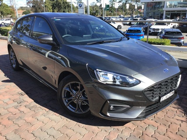 Demo Ford Focus SA 2019.75MY ST-Line, 2019 Ford Focus SA 2019.75MY ST-Line Magnetic 8 Speed Automatic Hatchback