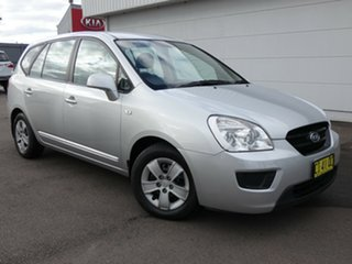 2009 Kia Rondo UN LX Silver 4 Speed Sports Automatic Wagon.