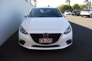 2014 Mazda 3 BM5478 Maxx SKYACTIV-Drive 6 Speed Sports Automatic Hatchback
