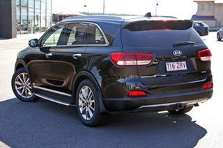 2016 Kia Sorento UM MY17 GT-Line AWD Black 6 Speed Sports Automatic Wagon.