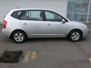 2009 Kia Rondo UN LX Silver 4 Speed Sports Automatic Wagon