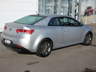 2010 Kia Cerato TD MY10 Koup Silver 5 Speed Manual Coupe