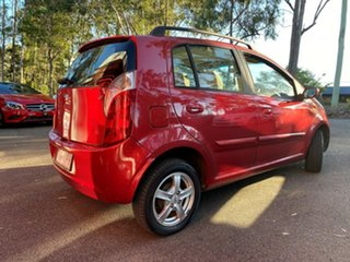 2011 Chery J1 S2X Red 5 Speed Manual Hatchback