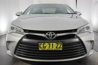 2016 Toyota Camry ASV50R Altise Silver 6 Speed Sports Automatic Sedan.