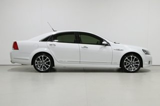 2016 Holden Caprice WN MY16 V White 6 Speed Auto Active Sequential Sedan