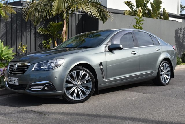 Used Holden Calais VF MY15 V, 2015 Holden Calais VF MY15 V Grey 6 Speed Sports Automatic Sedan