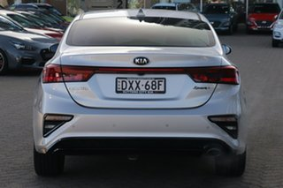 2018 Kia Cerato BD MY20 Sport + with Safety Pack Silver Automatic Sedan