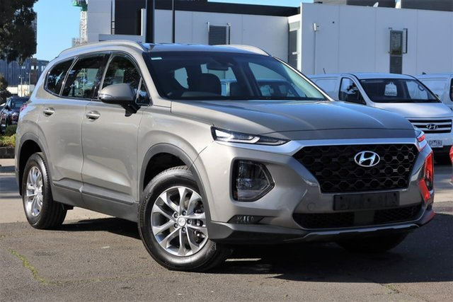 Used Hyundai Santa Fe TM MY19 Active, 2019 Hyundai Santa Fe TM MY19 Active Wild Explorer 8 Speed Sports Automatic Wagon