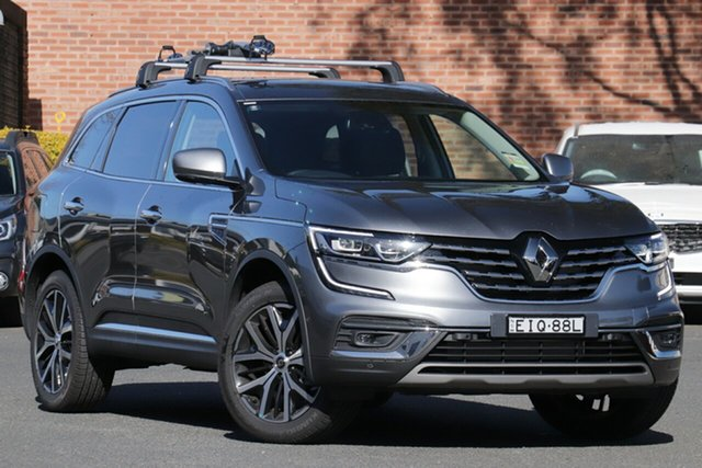 Used Renault Koleos XZG MY20 Intens X-Tronic (4x2) Rosebery, 2019 Renault Koleos XZG MY20 Intens X-Tronic (4x2) Grey Metallic Continuous Variable Wagon