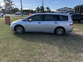 2007 Honda Odyssey 3rd Gen MY07 Luxury Silver 5 Speed Sports Automatic Wagon