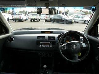 2010 Suzuki Swift RS415 White 5 Speed Manual Hatchback