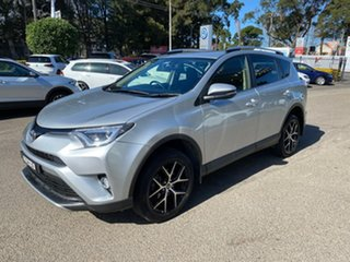 2016 Toyota RAV4 ZSA42R GXL 2WD Silver 7 Speed Constant Variable Wagon.