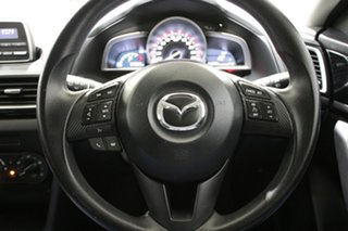 2015 Mazda 3 BM MY15 Neo Grey 6 Speed Automatic Hatchback