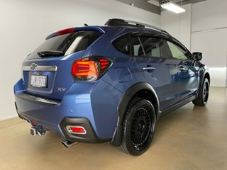 2013 Subaru XV MY14 2.0I-S Blue Continuous Variable Wagon.