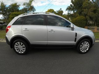 2015 Holden Captiva LT Silver 5 Speed Auto Active Select Wagon