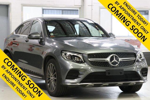 Used Mercedes-Benz GLC250D 253 , 2016 Mercedes-Benz GLC250D 253 Grey 9 Speed Automatic Wagon
