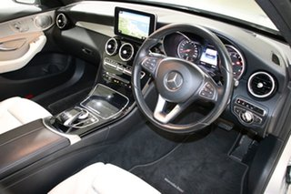2015 Mercedes-Benz C250 205 Silver 7 Speed Automatic Sedan