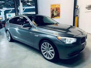 2013 BMW 5 Series F07 MY1112 530d Gran Turismo Steptronic Grey 8 Speed Sports Automatic Hatchback