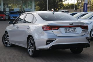 2018 Kia Cerato BD MY20 Sport + with Safety Pack Silver Automatic Sedan.