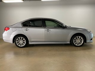 2012 Subaru Liberty MY12 2.5I Premium Silver Continuous Variable Sedan.