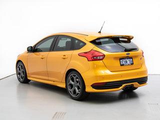 2015 Ford Focus LZ ST Orange 6 Speed Manual Hatchback