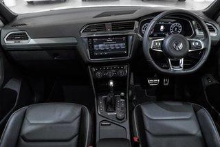 2019 Volkswagen Tiguan 5N MY19.5 162TSI DSG 4MOTION Highline White 7 Speed.