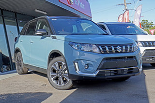 2019 Suzuki Vitara LY Series II Turbo 2WD Blue & Black 6 Speed Sports Automatic Wagon.