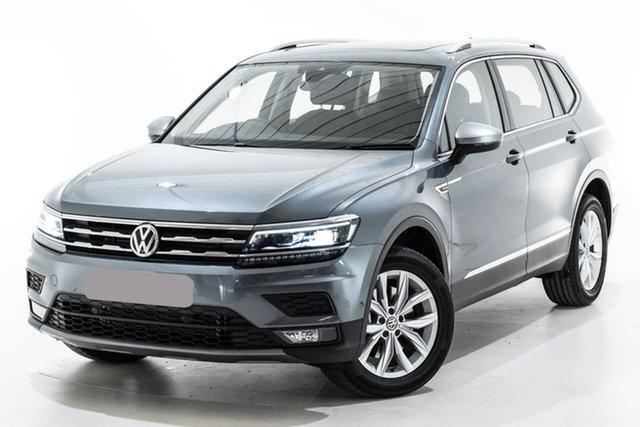 Used Volkswagen Tiguan 5N MY20 132TSI Comfortline DSG 4MOTION Allspace, 2019 Volkswagen Tiguan 5N MY20 132TSI Comfortline DSG 4MOTION Allspace Grey 7 Speed