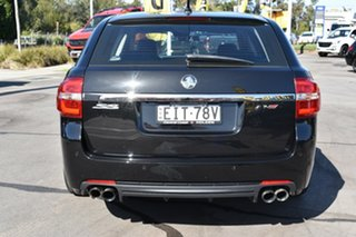 2015 Holden Commodore VF II MY16 SS V Sportwagon Redline Black 6 Speed Sports Automatic Wagon