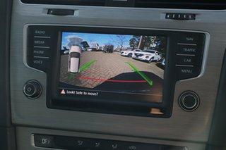 2016 Volkswagen Golf VII MY17 92TSI DSG Blue 7 Speed Sports Automatic Dual Clutch Hatchback
